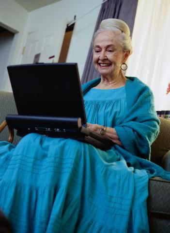 GrandParents Blogging